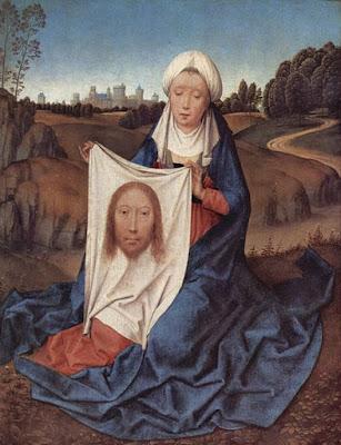 Kerudung Veronica, Foto Wikipedia Commons