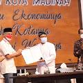 Jadi Ketum Persatuan Radio, Ganjar Sapa Pendengar dan Penyiar Radio Daerah se-Indonesia