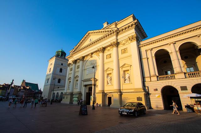 Chiesa di Sant'Anna-Varsavia