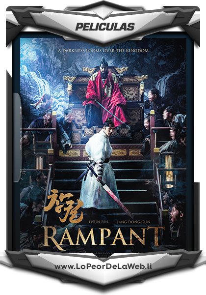 Rampant (2018).720p.BRrip.x264.950MB