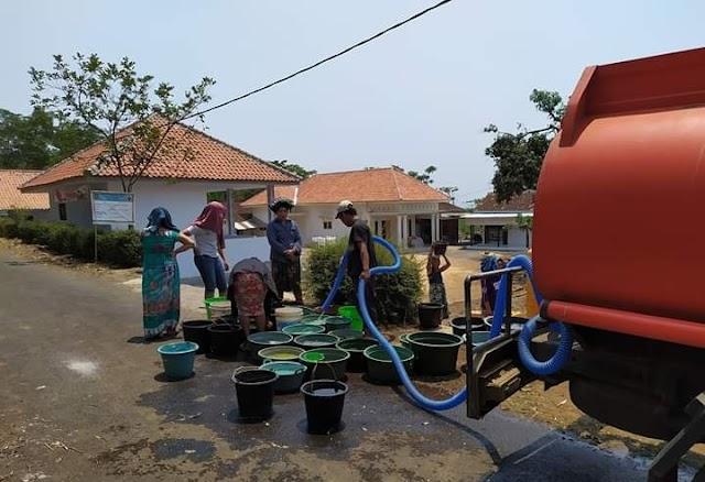Enam Kecamatan di Lumajang Masih Kesulitan Air