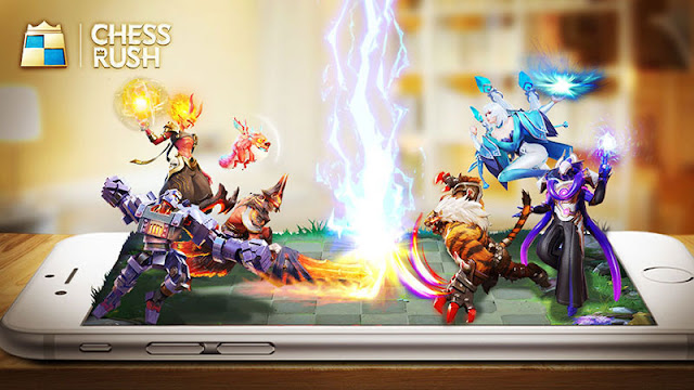 Game Online Android Terpopuler strategi auto chess battle