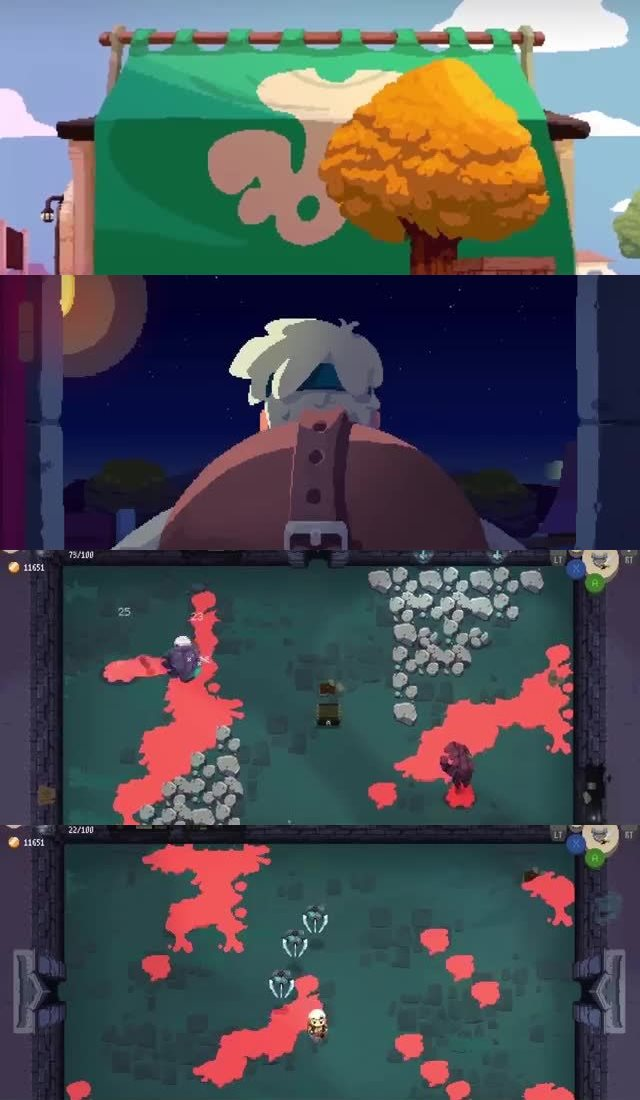 50 UPCOMING NINTENDO SWITCH GAMES OF 2018 38. Moonlighter
