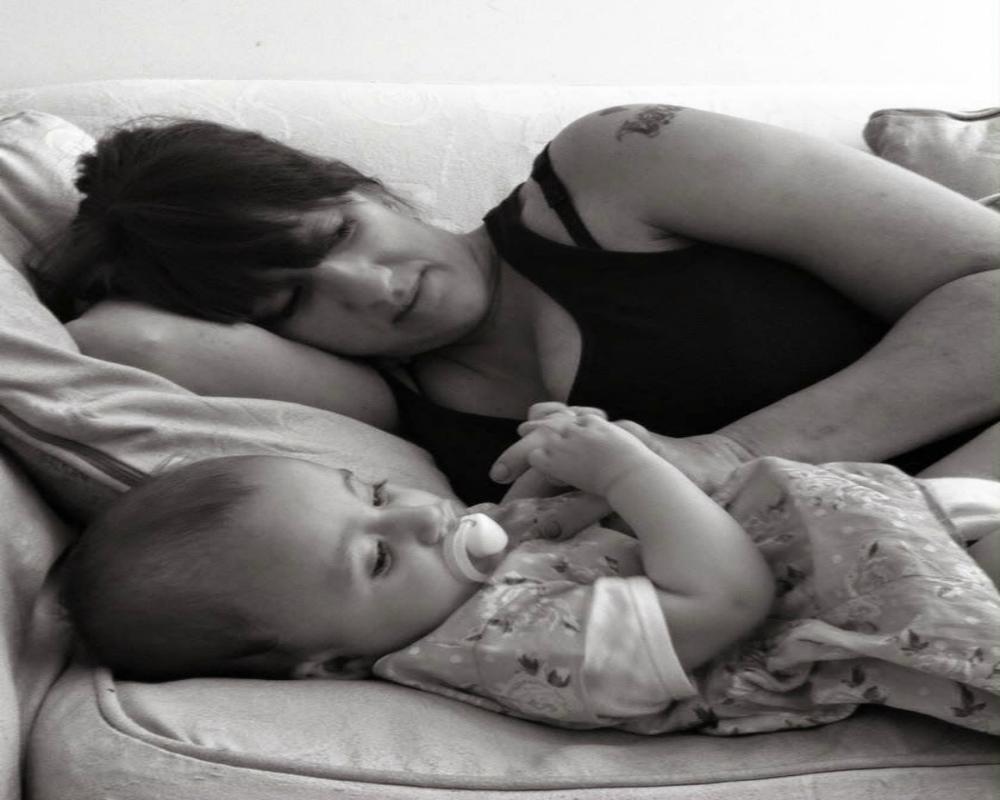 Losing Yourself To Motherhood