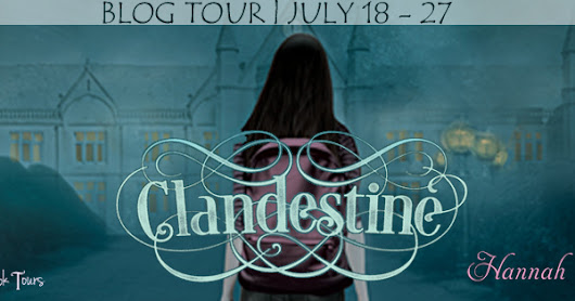 Clandestine (Ascension #2) by Hannah Rials