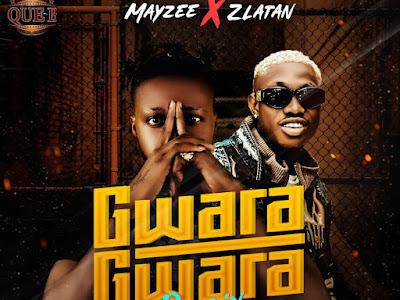 DOWNLOAD MP3: Mayzee Ft. Zlatan – Gwara Gwara