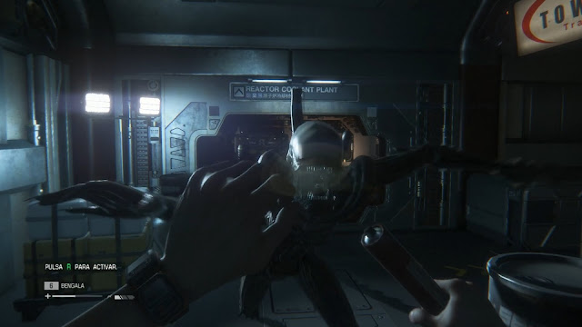 Alien Isolation Captura 2