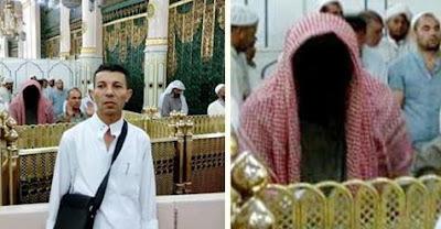 Terekam Foto Sosok Tanpa Wajah di Raudhah Masjid Nabawi, Ini Penjelasan Ulama NU