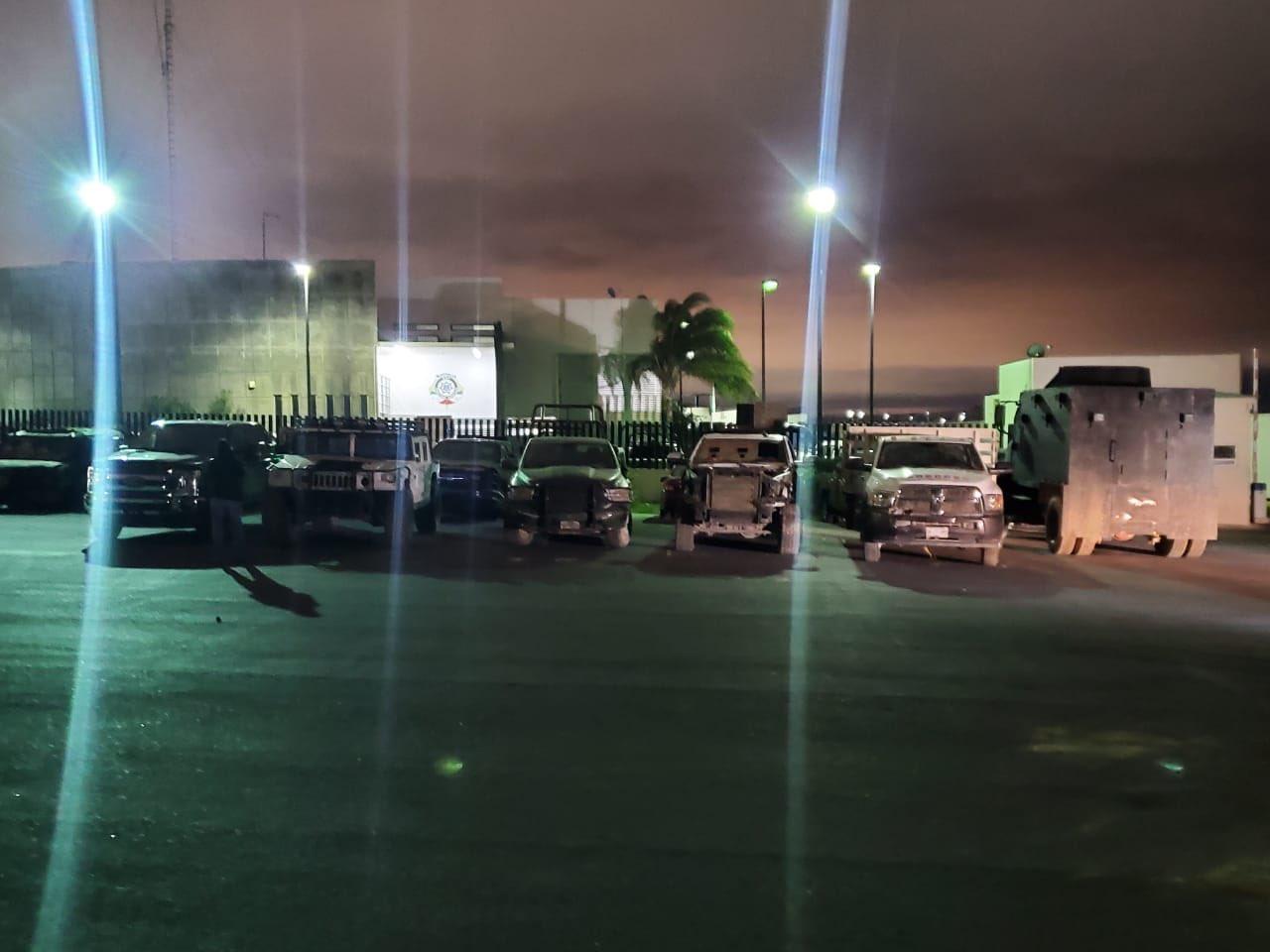 Fotos: Le quitan 6 camiones monstruo blindados al Cártel del Golfo en Reynosa; Tamaulipas