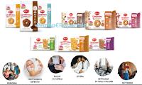 Logo Doria ''Per te in regalo momenti 100% naturali'': richiedi i premi benessere che preferisci