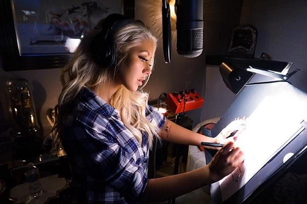 """Christina Aguilera le dice adiós a The Voice: """"Mi música es mi única prioridad ahora""""."""