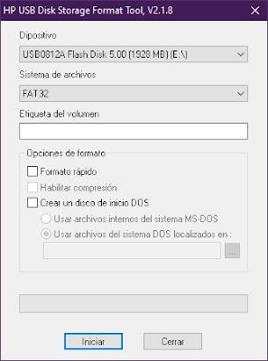 Formatea tu Memoria Portátil (USB) de Manera Segura