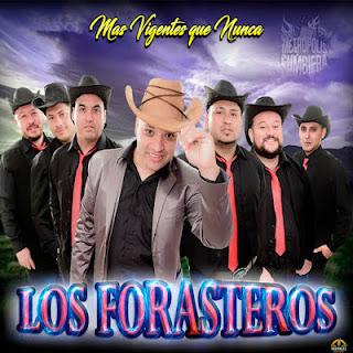 LOS FORASTEROS - MAS VIGENTES QUE NUNCA CD COMPLETO