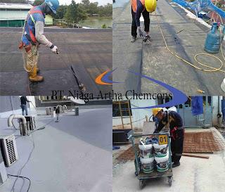 harga waterproofing dak beton