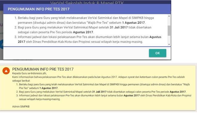 Latihan Soal Dan Jawaban Pre Test Ukg 2017 Informasi Pendidikan