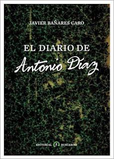 """Libros D.O. Rioja recomienda… """"El diario de Antonio Díaz"""""""