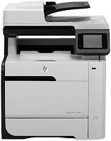 HP LaserJet Pro 300 color M375 MFP Series Driver & Software Download