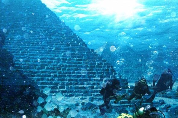 Bermuda Triangle Pyramids - Dreams Destinations |Pyramid Bermuda Triangle
