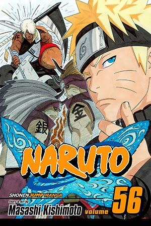 Naruto Tomo 56