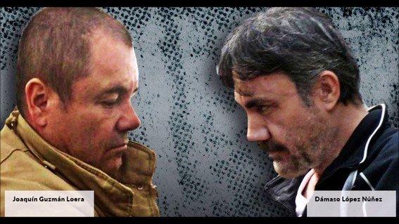 Dámaso traicionó y declaró contra su compadre, el 'Chapo', ahora quiere cobrar