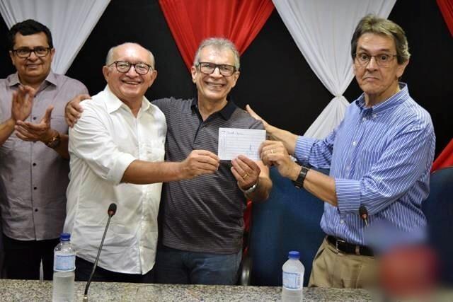 Traição: PTB de Valença acusa vice-prefeito Bene Gomes de rasteira
