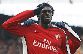 Adebayor: 'Signing for Madrid was the best moment of my life'