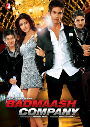 Badmaash Company 2010 Full Hindi Movie Download
