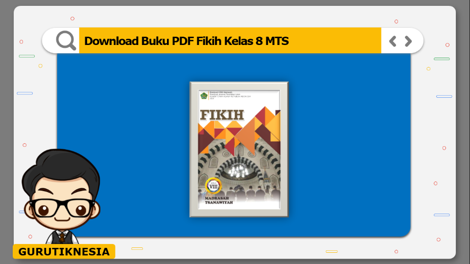 download buku pdf fikih kelas 8 mts