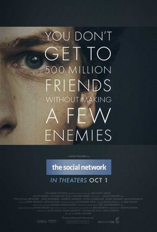 The Social Network 2010 BRRip 720p Dual Audio In Hindi English ESub