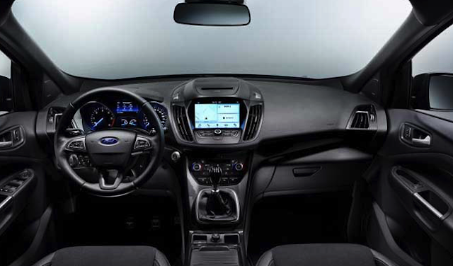 2017 Ford Kuga St Review Release Date Price And Specs
