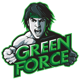 Logo Dream League Soccer Green force