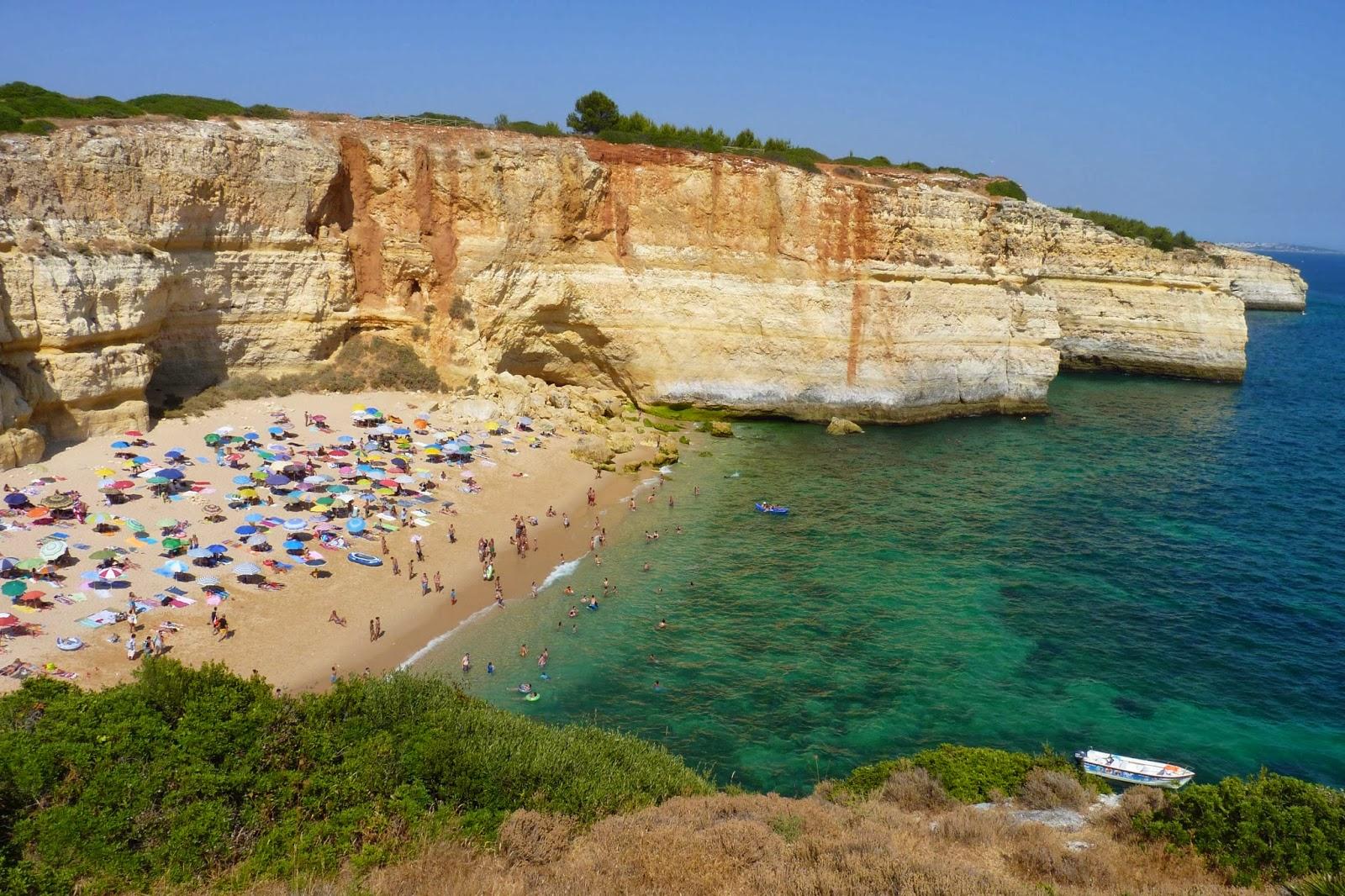 La Playa Benagil.