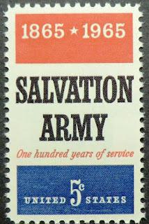 USA 1965 Salvation Army