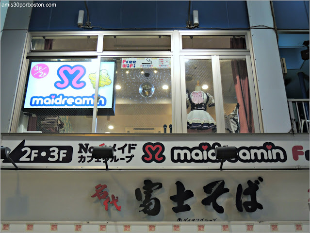 Maid Cafes de Akihabara, Tokio