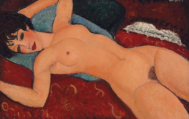 Amedeo Modigliani: Nudo