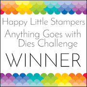 HAPPY LITTLE STAMPERS WINNER