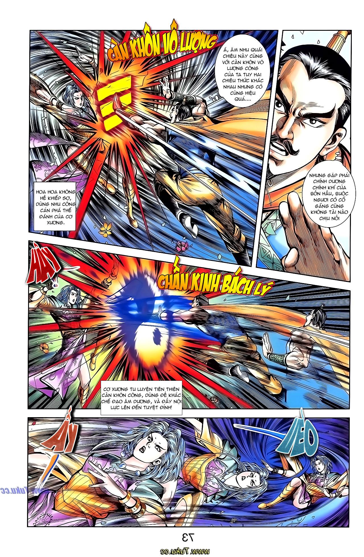 Cơ Phát Khai Chu Bản chapter 138 trang 7