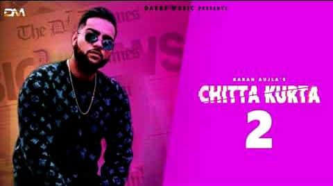 Chitta Kurta 2 Lyrics | Karan Aujla Ft. Afsana Khan