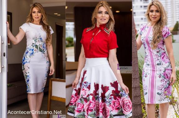 Diseñadora lanza ropa exclusiva para mujeres cristianas - Noticias ... 53c158b9e6c