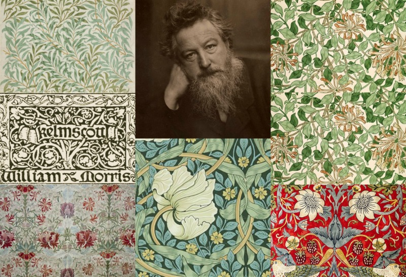 William Morris y compañía: el movimiento Arts and Crafts en Gran Bretaña. Exposición Fundación March