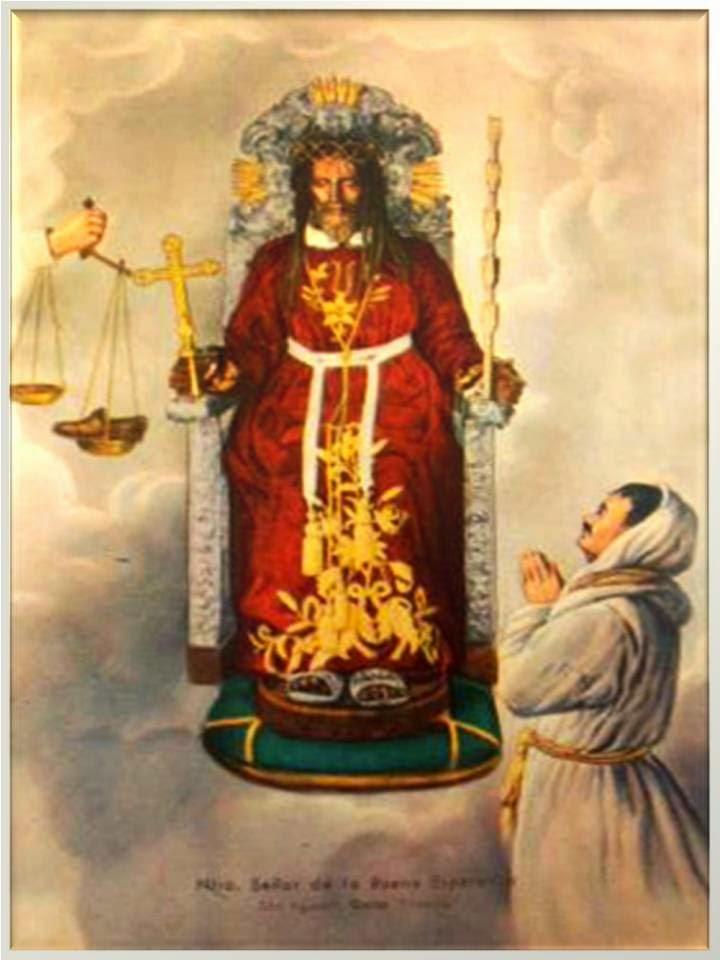 Oraciones de los santos para peticiones oracion a jesus - Conjuro buena suerte ...