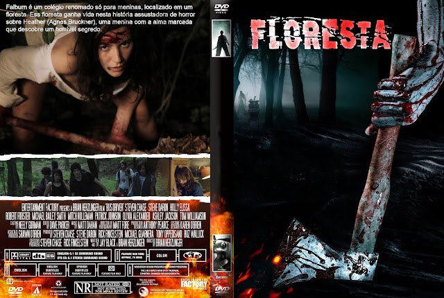 Capa DVD Floresta