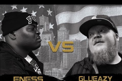 KLBL Presents: E.Ness vs Glueazy
