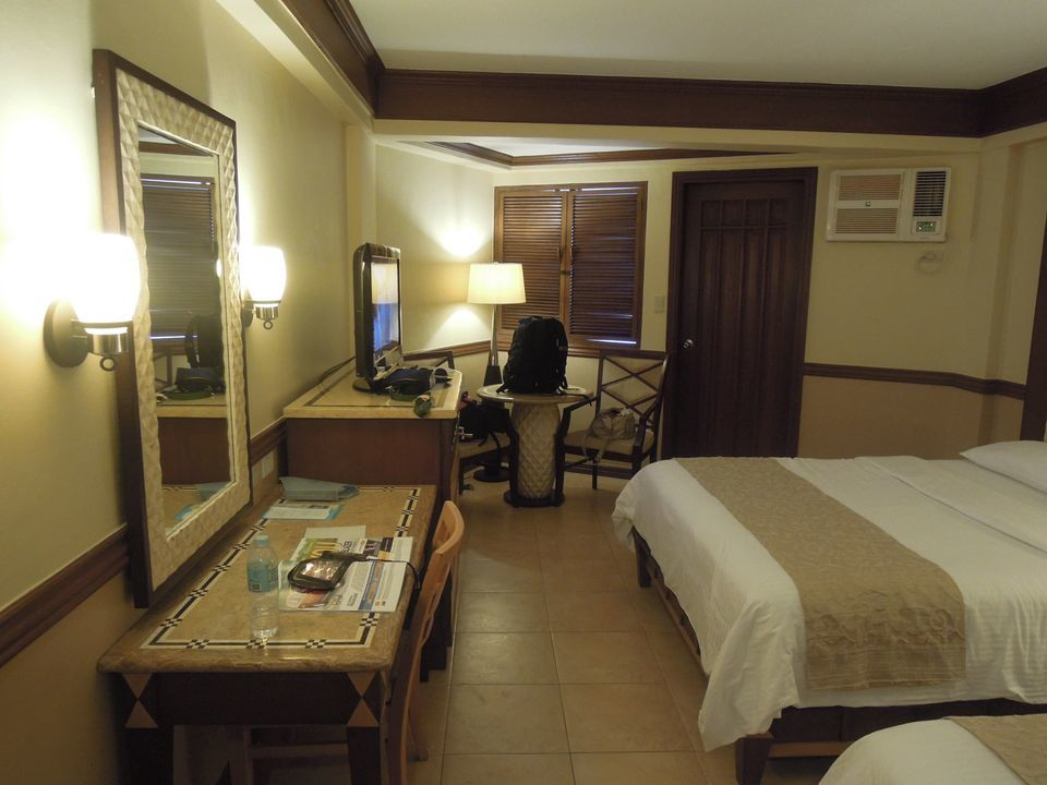 Boracay Regency Hotel (Henann Regency Resort and Spa) deluxe room