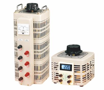 Variac de Voltaje Tsgc2 monofásico 0-300v y trifásico 0-480v