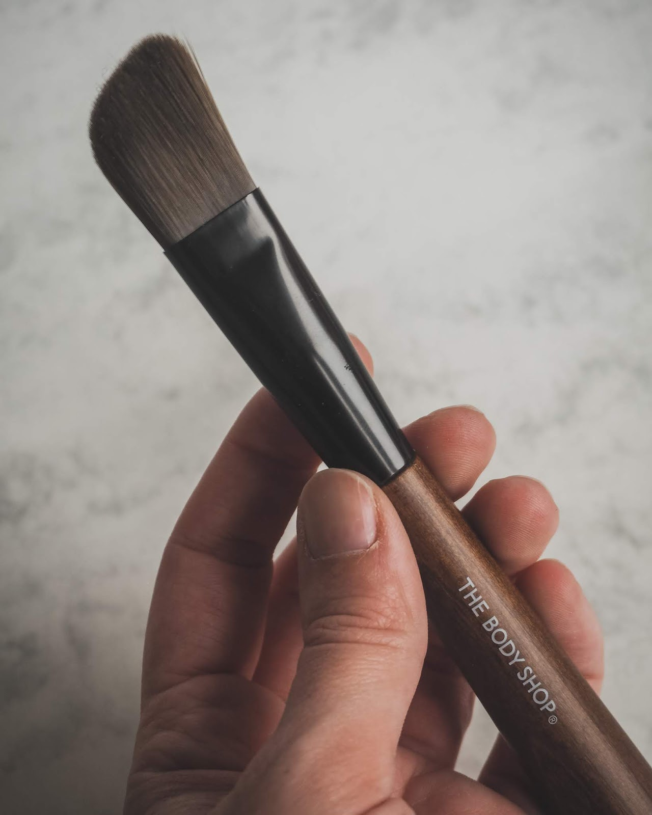 The Body Shop Facial Mask Brush