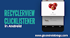 How to set onClickListener on RecyclerView