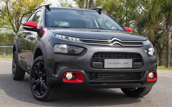Citroën C4 Cactus C-Series 2021: fotos e preços