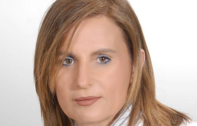 Η Μαρία Ράλλη Πρόεδρος του Δημοτικού Οργανισμού Αθλητισμού, Πολιτισμού, Τουρισμού και Περιβάλλοντος Ναυπλιέων