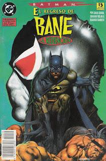 batman - revenge bane